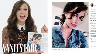 Colleen Ballinger (Miranda Sings) Explains Her Instagram Photos | Vanity Fair