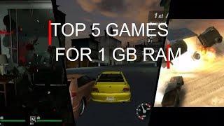 Top 5 Games For 1 Gb Ram(google Drive Links) | Full Installation Tutorial