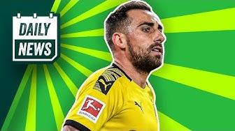 Transfer News: Benjamin Henrichs will zu Nagelsmann! Simon Falette zum Fc Köln? Emre Can zum BVB?