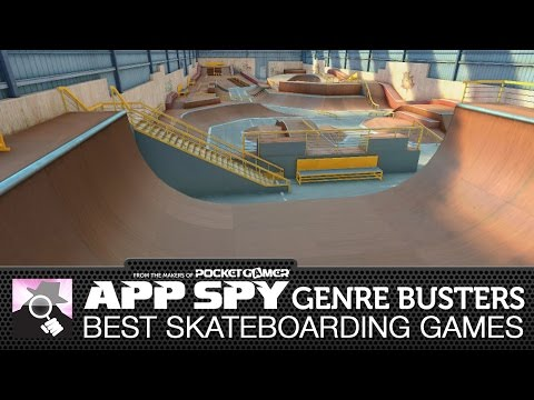 The top 5 best skateboarding games on iOS | AppSpy.com