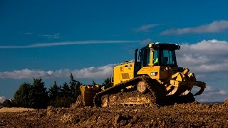 features of the new cat d6n dozer