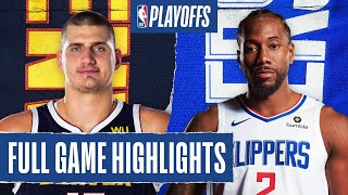 Los Angeles Clippers vs Denver Nuggets | September 11, 2020