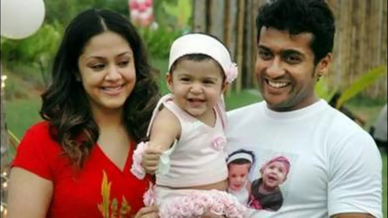 surya jyothika daughter diya album 2016 latest photo ...