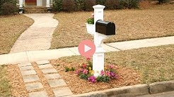 Create a Garden Around Your Mailbox