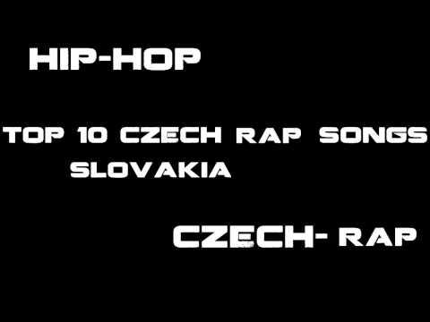 TOP 10 CZECH-SLOVAKIA RAP SONGS [2013]