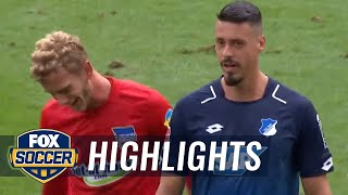 Video Gol Pertandingan Hoffenheim vs Hertha Berlin