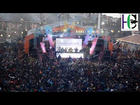 New Year Celebration in Shimla