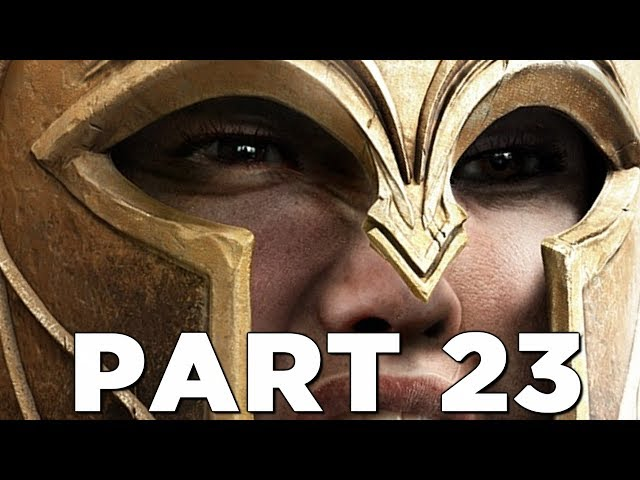 Assassin S Creed Odyssey Walkthrough Gameplay Part 23 Erinna Ac Odyssey Video Games Amino