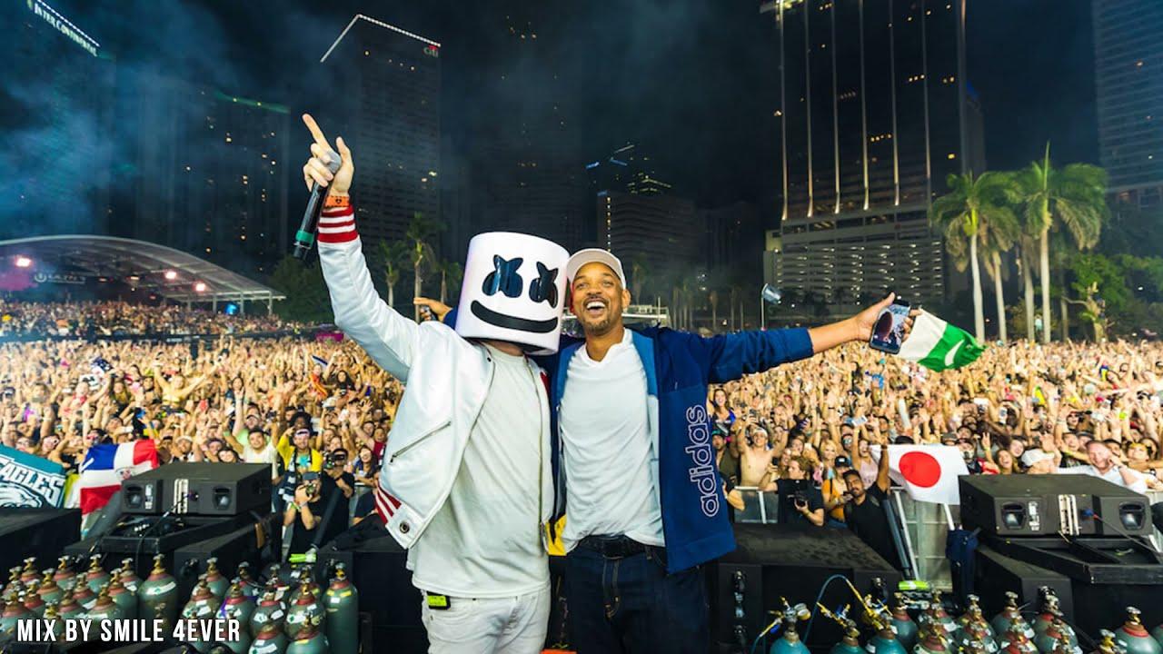 BEST OF EDM 2018 - Dance Electro House & Bigroom DJ Mix