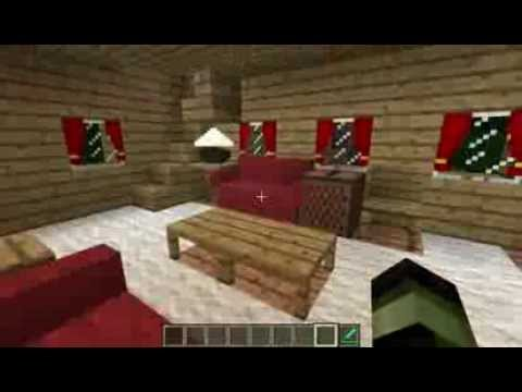 (TBT) Minecraft Furniture Mod   Most Realistic Minecraft House Ever Made    YouTube