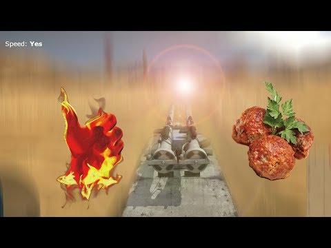 War Thunder - Heated Meatballs