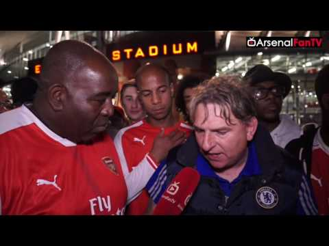 Arsenal vs Chelsea 3-0 | You Were Good And We Were Sh#t says Tony (Chelsea)