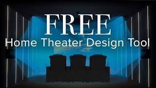 Free Home Theater Design Tool