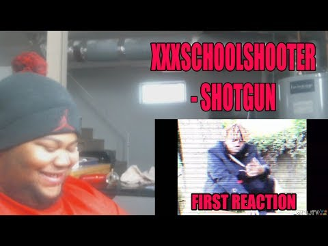 THIS LIT AF 🔥🔥🔥 | XXXSCHOOLSHOOTER - SHOTGUN (First Reaction) @SemajTV