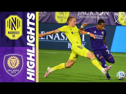 Nashville SC Orlando City Goals And Highlights