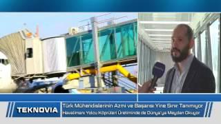 Havalimanı Yolcu Köprüleri - Pist Aydınlatma Sistemleri - Teknovia 24. Bölüm