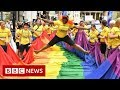 'Getting to this day means the world to us' - BBC News