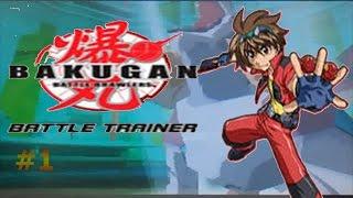 Inicia el entrenamiento Bakugan/Bakugan Battle Trainer #1