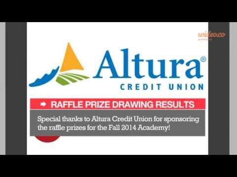 MSJC Academy Raffle Prize Winners!!