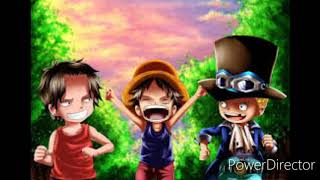 Hotaru|Anh Em Luffy Sabo AcE|Nhạc Anime buồn nhất|#1
