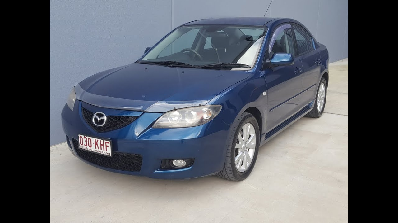 medium resolution of  sold 2007 mazda 3 maxx sport for sale review