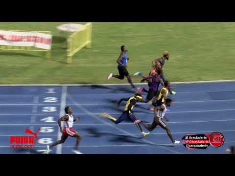 Asafa's 6.73 wasn't enough for victory #QueensGraceJacksonMeet