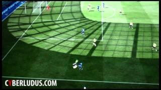 FIFA 12 - Second Gamescom Gameplay + Menu (Cam) - [HD] *NEW & NO FAKE*