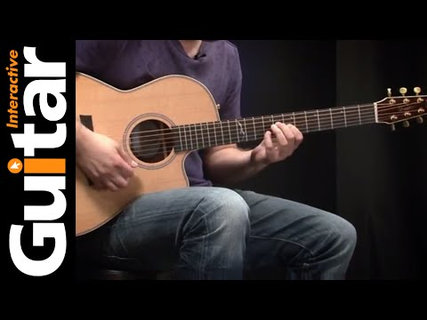 Seagull Artist Mosaic CW Folk Elementfor Review | Issue 44 | Guitar Interactive Magazine
