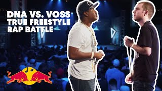 Download Video True Freestyle Rap Battle - DNA VS Voss MP3 3GP MP4