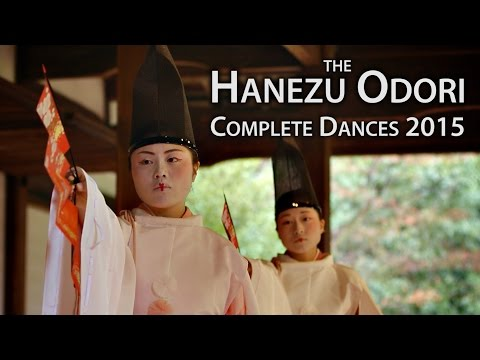 Kyoto Festival: Hanezu Odori (Full)
