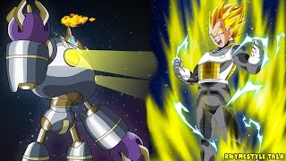 dragon ball super lets talk episode 36 vegeta vs magetta the best tournament fight so far