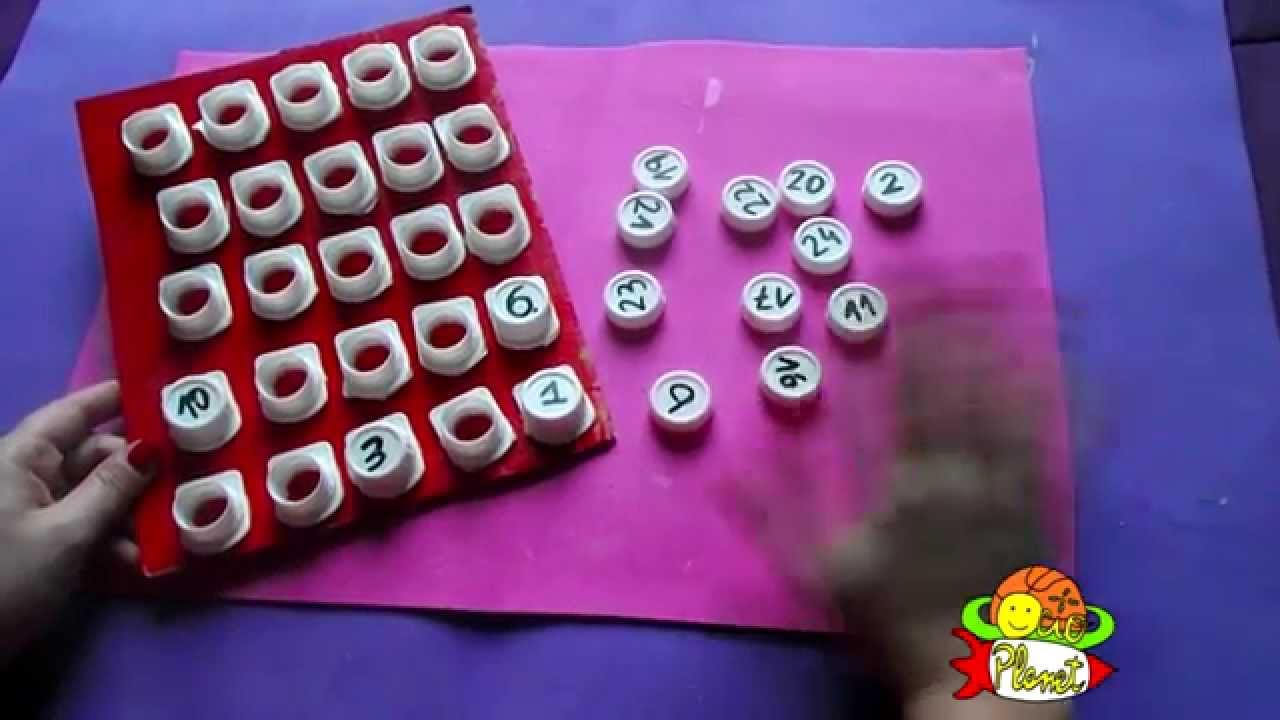 Juegos De Bingo