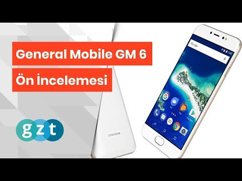 Thumbnail: General Mobile GM 6 ön incelemesi