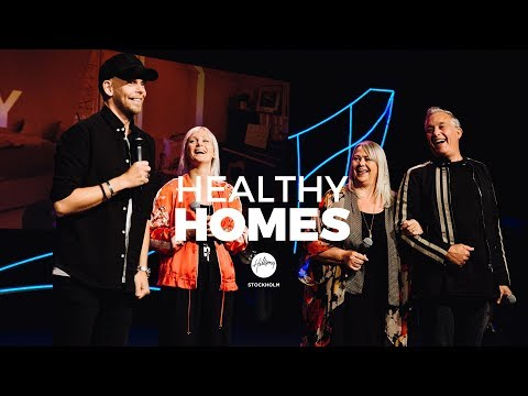 Healthy Homes - with Pastor John & Helen Burns and Andreas & Lina Nielsen
