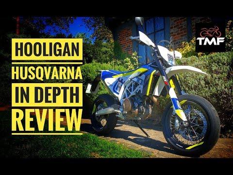 Husqvarna 701 Supermoto Review - In depth