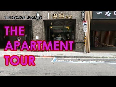 第三集  Apartment Tour in Taipei City  /  歡迎參觀我的窩 | TAIWAN VLOG
