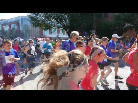Downtown Saratoga's Firecracker 4th, 2016