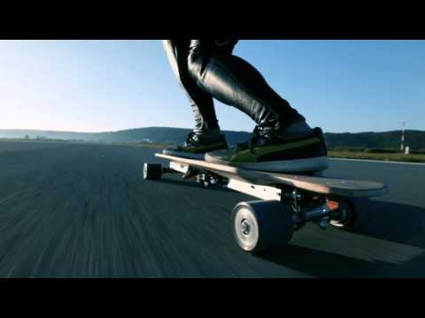 The most exciting ride on Nextboard – electric longboard from NGV
