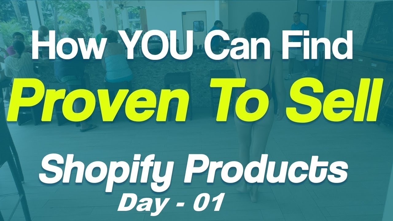 d231ba7b Make Money with Print on Demand POD Day 1 | Finding Products to Sell ...