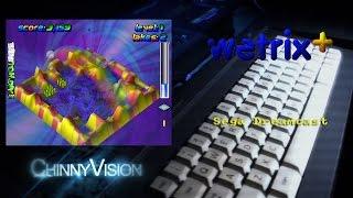 ChinnyVision - Ep 59 - Wetrix - Sega Dreamcast