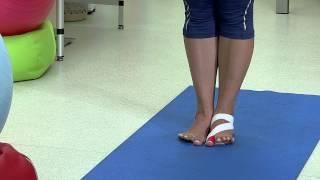 видео лечение деформации стопы