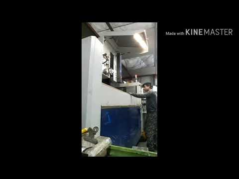 EPS WORKER... sample work sa South Korea(cnc wire cutting)