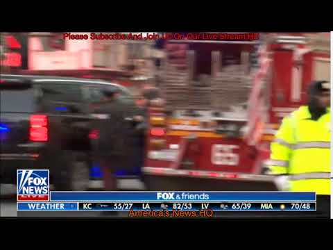AUTHORITIES CONFIRMS BOMB AT PORT AUTHORITY 12/11/2017 fox news live stream hd