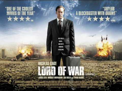 Lord Of War Soundtrack - Warlord