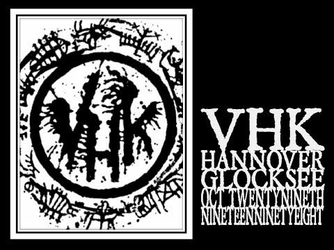 Vágtázó Halottkémek - Hannover Glocksee 1998