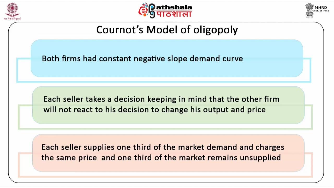 pricing under oligopoly