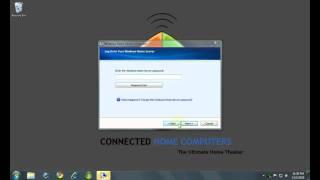 Installing Windows Home Server Connector Software