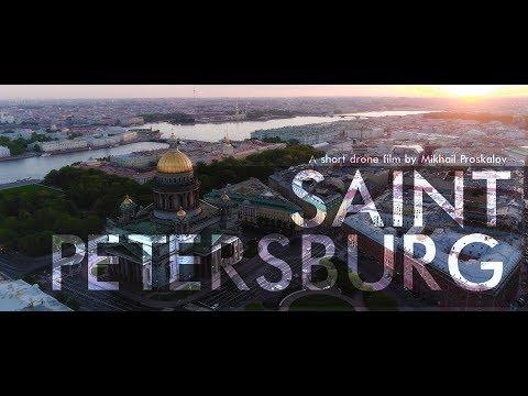 Saint Petersburg | Russia drone film