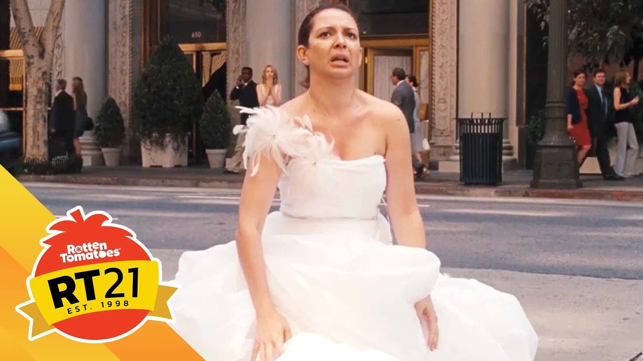 21 Most Memorable Movie Moments Food Poisoning At The Bridal Store From Bridesmaids 2011 Rotten Tomatoes Movie And Tv News