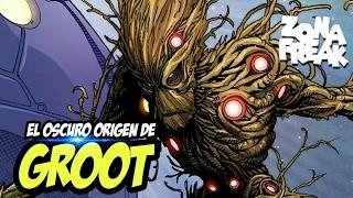 El pasado OSCURO de GROOT en los comics - Guardianes de la Galaxia | Zona Freak